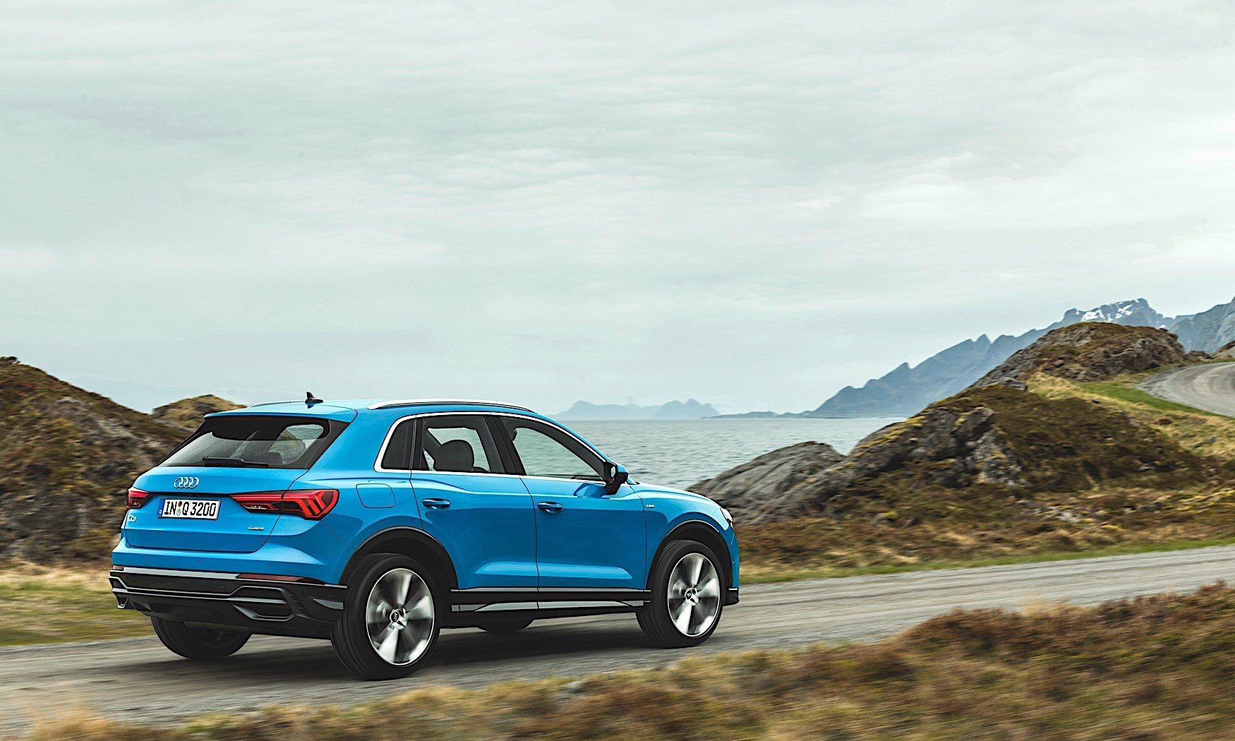 2019 Audi Q3 Engine Range Extended With 2.0 TDI and TFSI ...