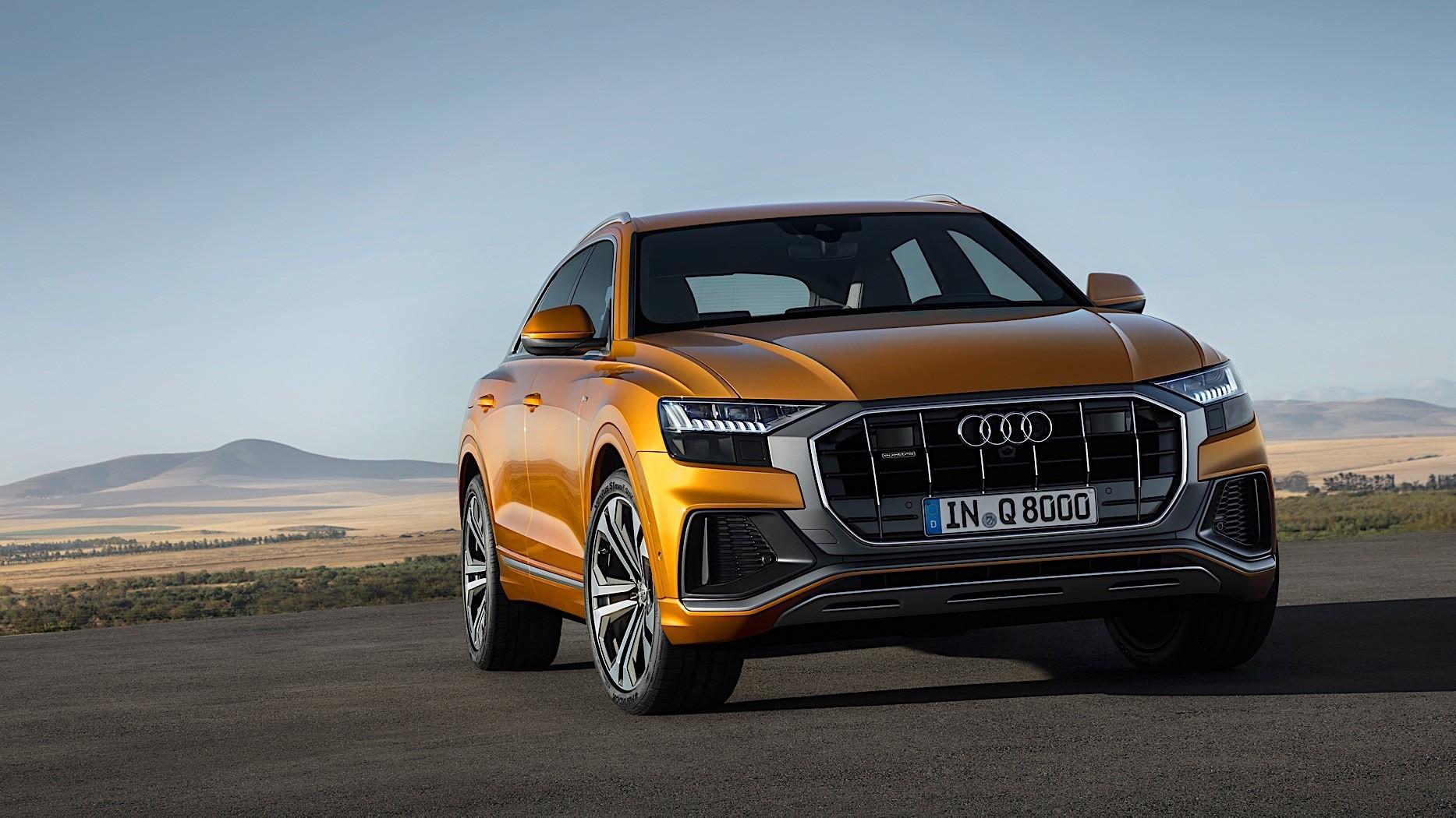 Audi Q6 Slated for 2016 Debut - autoevolution