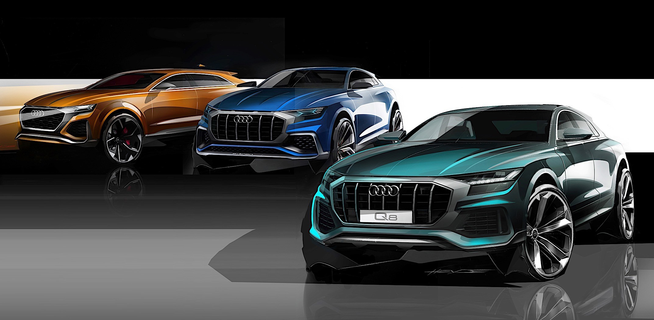 2019 Audi Q8 Added To U.S. Lineup, 3.0 TFSI V6 Priced At ...