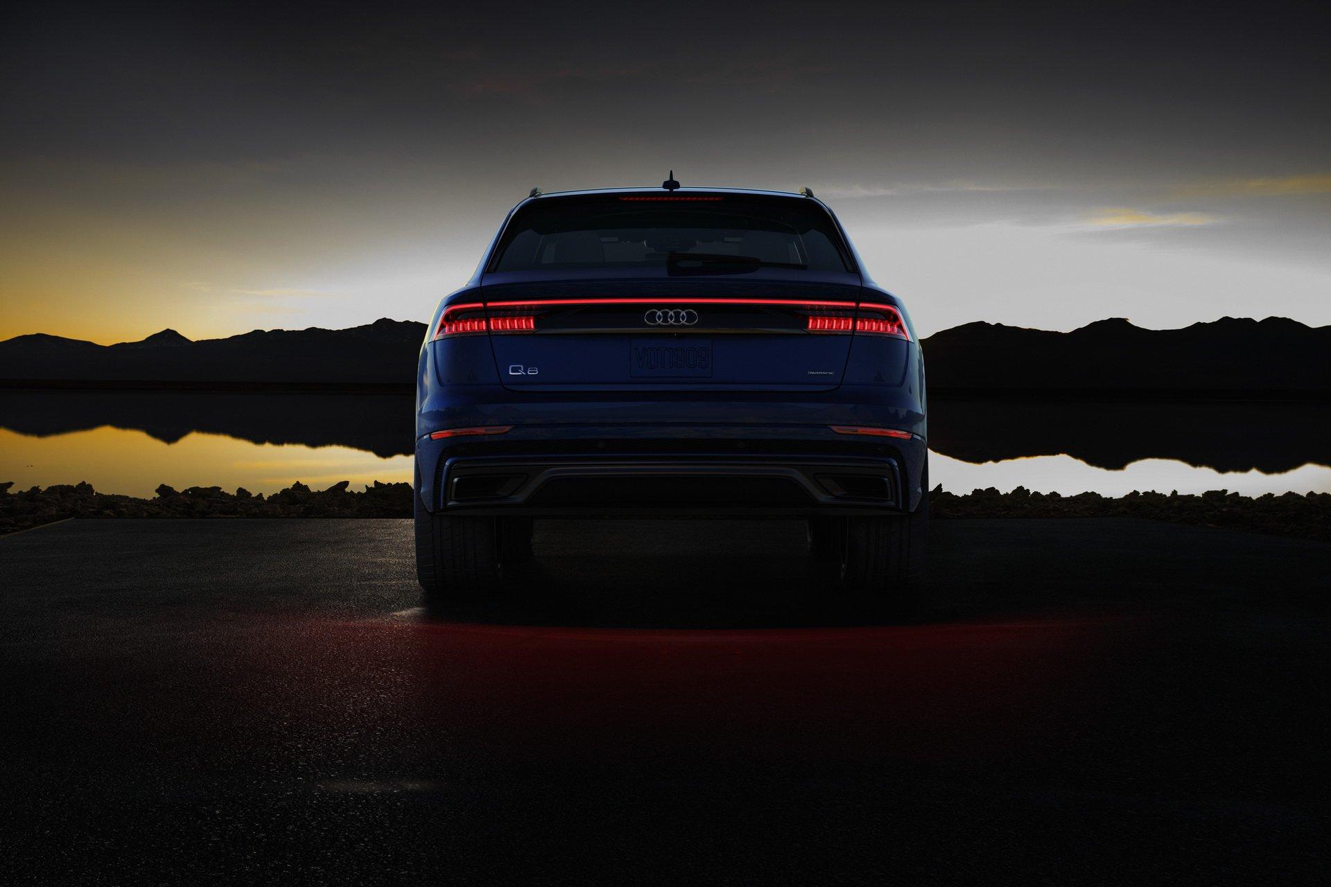 2019 Audi Q8 Added To U.S. Lineup, 3.0 TFSI V6 Priced At $67,400 - autoevolution