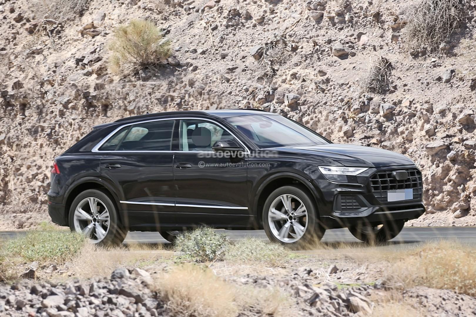 Audi Q8 Halo SUV Model Confirmed: Q7 Platform and Prologue ...