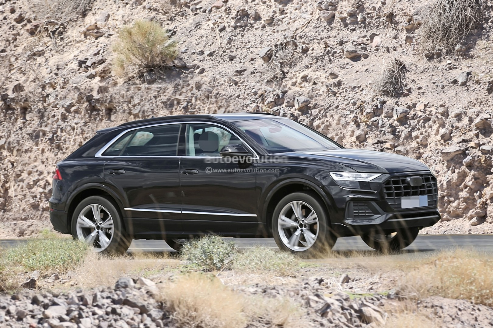 2019 Audi Q8 Revealed By Production Ready Prototype Has