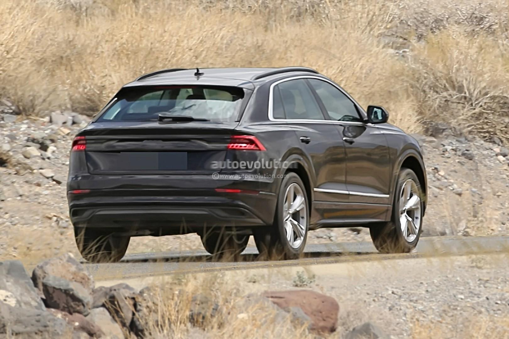 Audi Q8 Halo SUV Model Confirmed: Q7 Platform and Prologue Concept Design - autoevolution