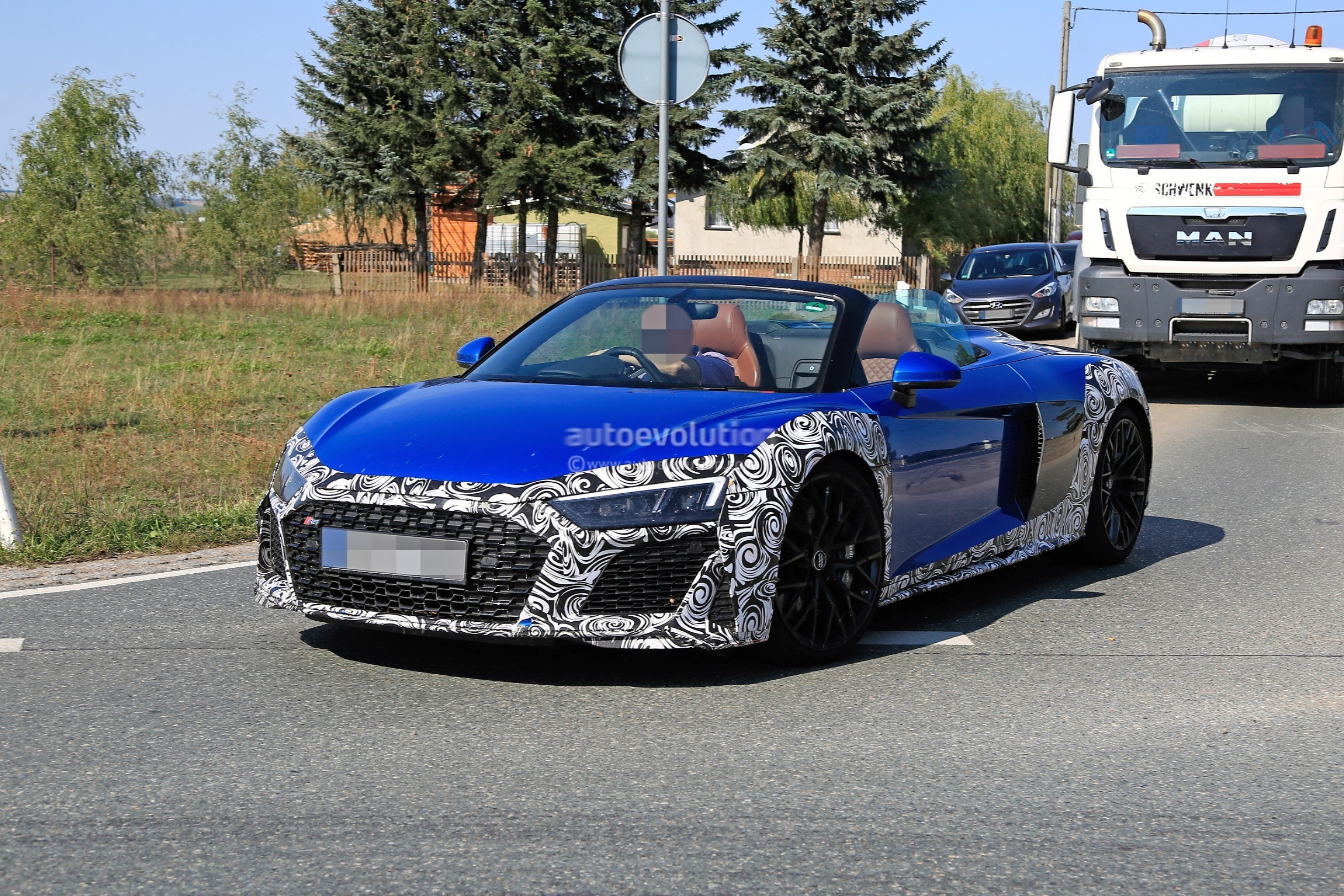2019 audi r8 facelift is thrilling performance in every. Black Bedroom Furniture Sets. Home Design Ideas