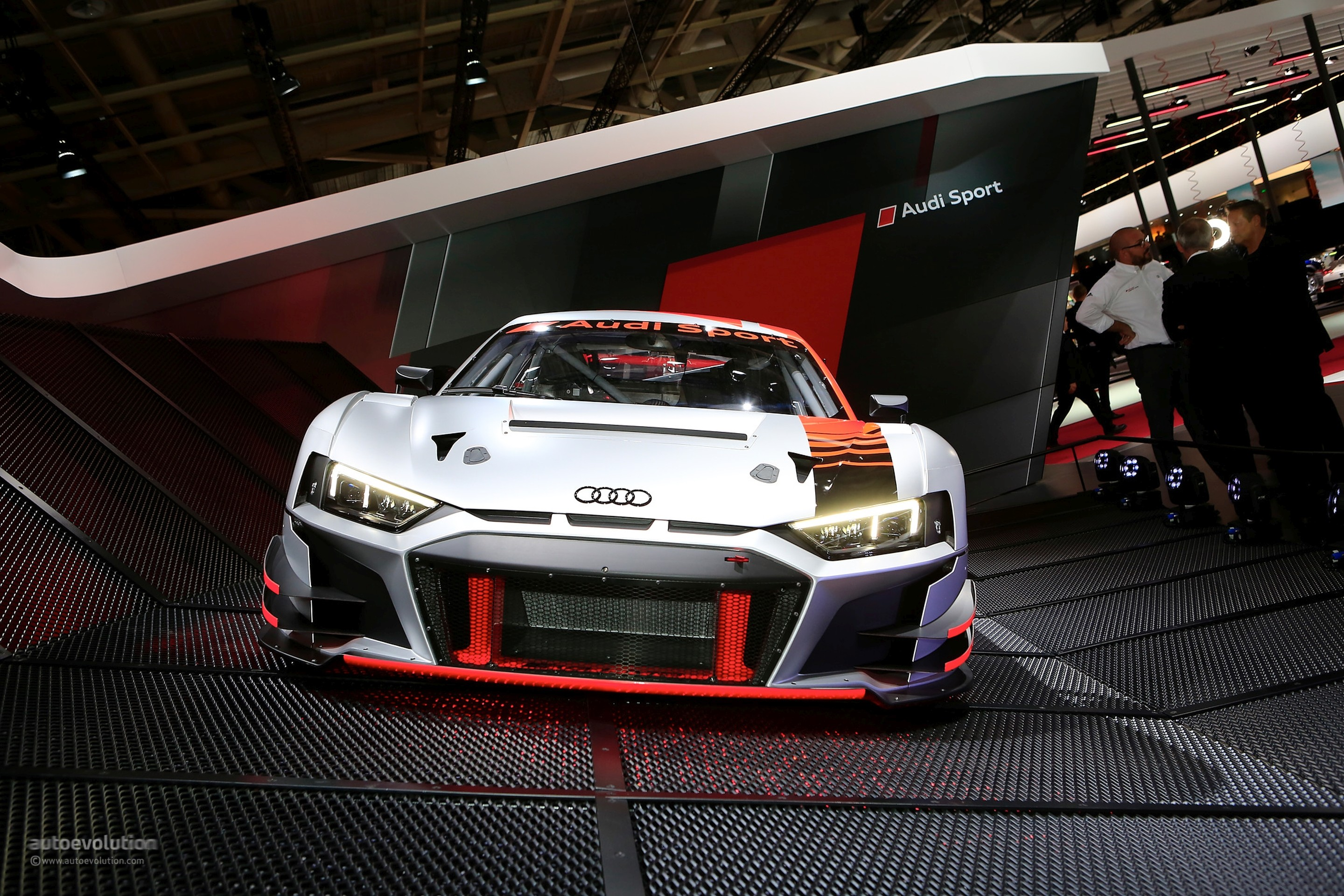 2019 Audi R8 Lms Gt3 Racecar Costs 458000 But You Can Have It For