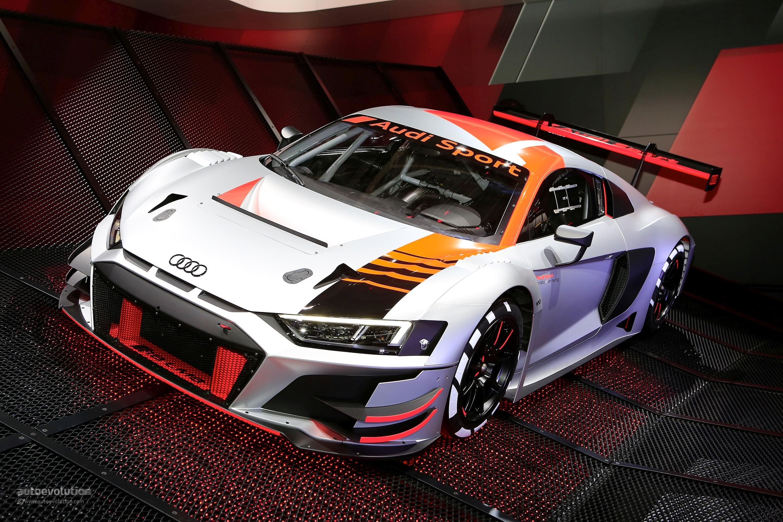 2019 Audi R8 LMS GT3 - HD Pictures, Videos, Specs