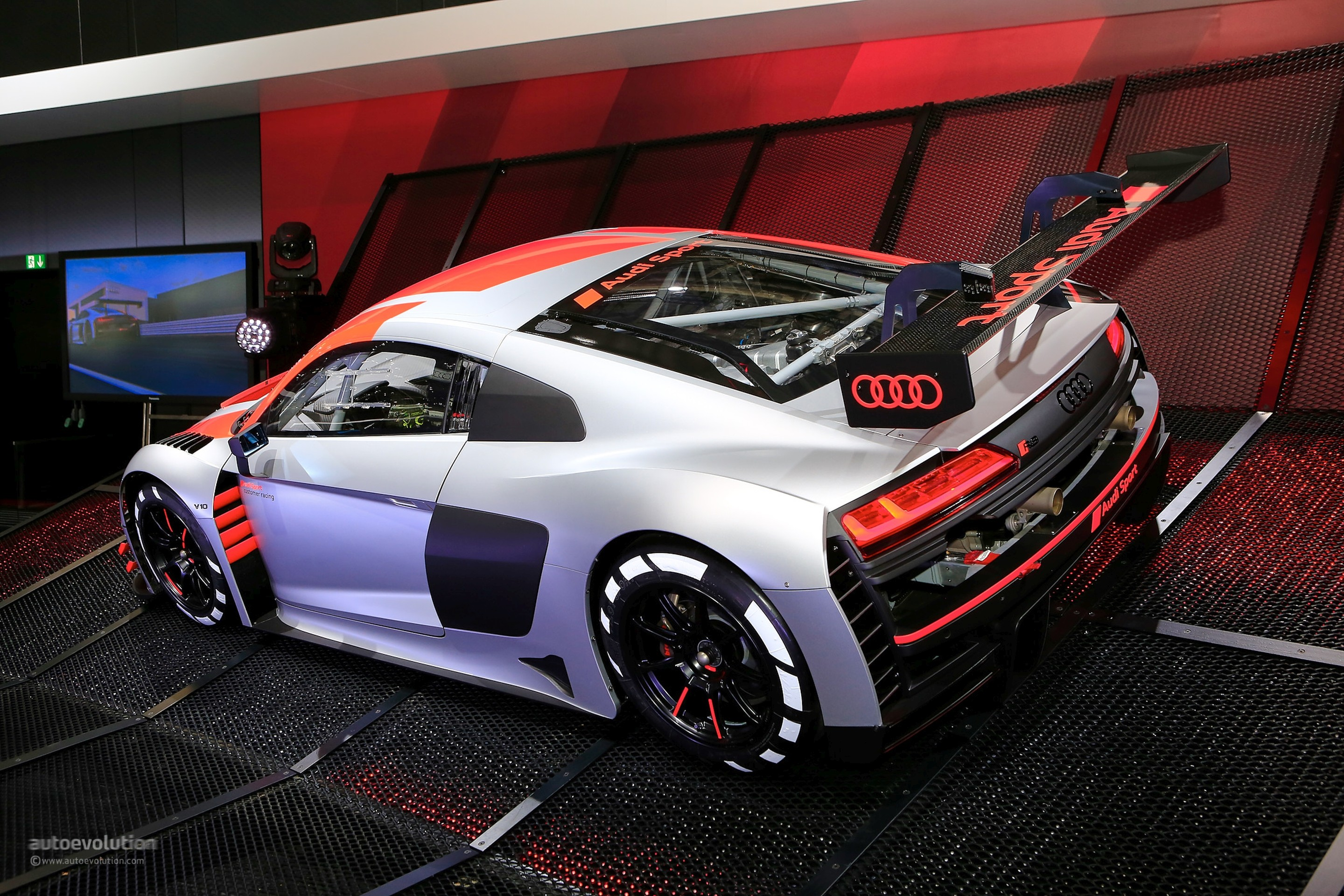 2019 Audi R8 LMS GT3 Racecar Costs $458,000, But You Can