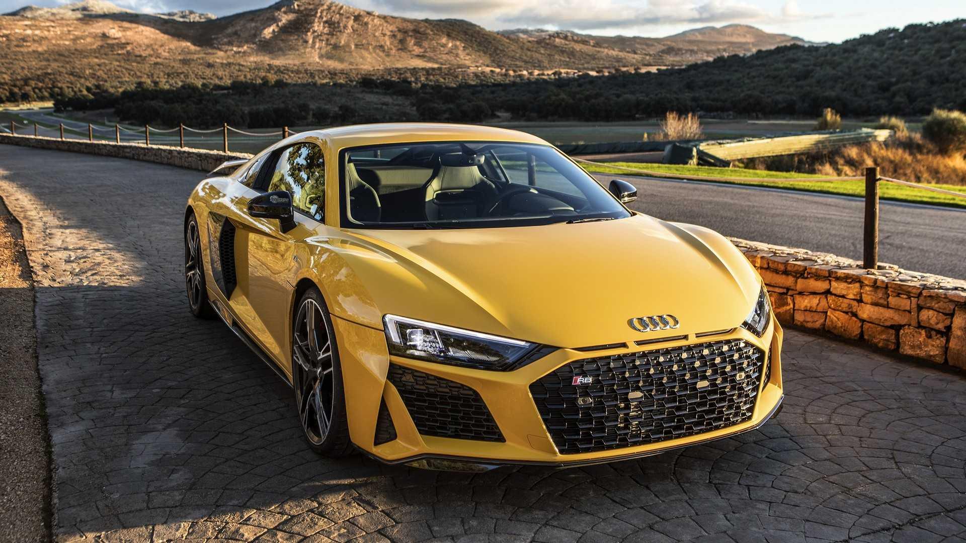 Audi R8 2019 Audi R8 V1...