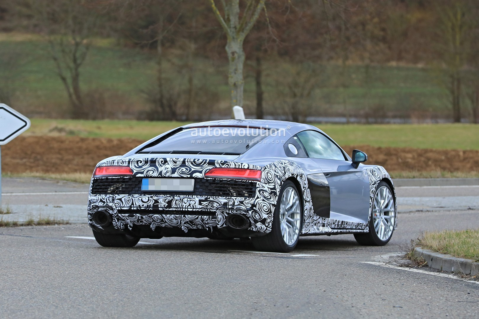 2019 Audi R8 V6 Reportedly Not Happening - autoevolution