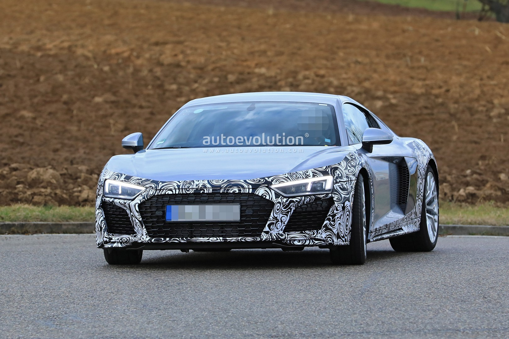 2019 Audi R8 V6 Rumored to Debut at 2018 New York Auto Show ...