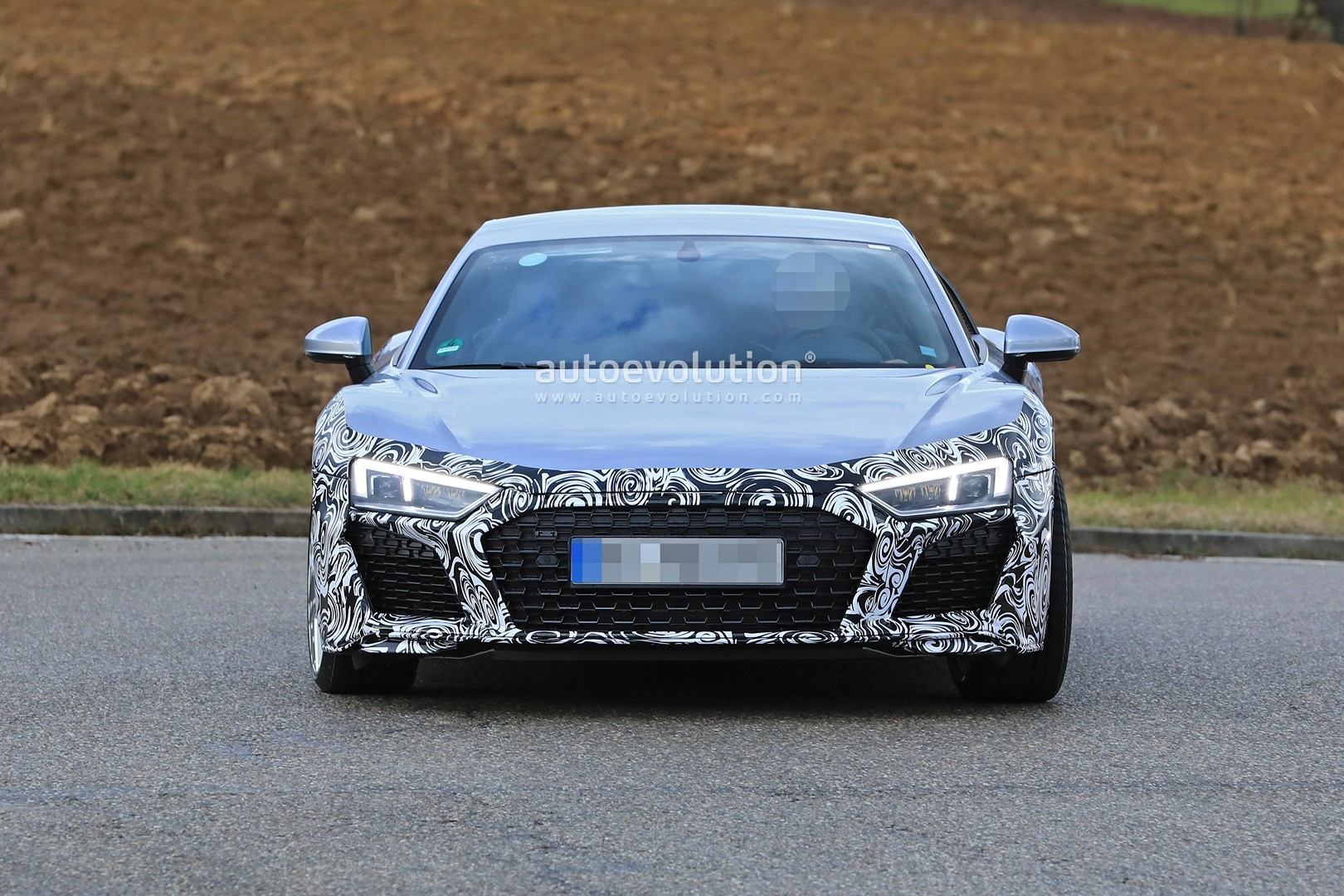 2019 Audi R8 V6 Rumored To Debut At 2018 New York Auto