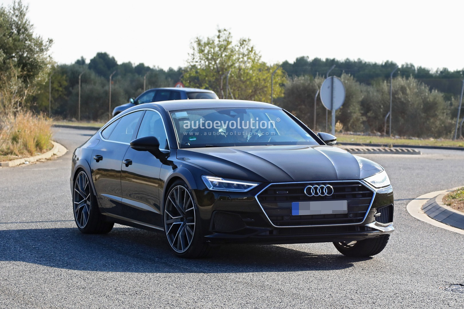 Audi rs7 2019 13