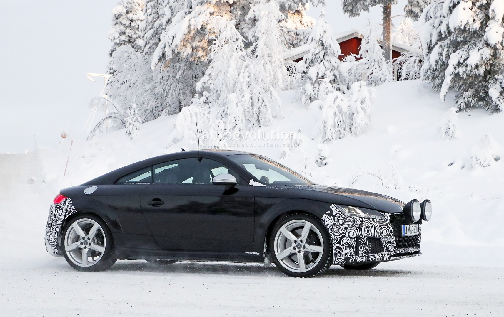 2019 Audi TT and TTS Facelift Spied, Possibly Testing New ...