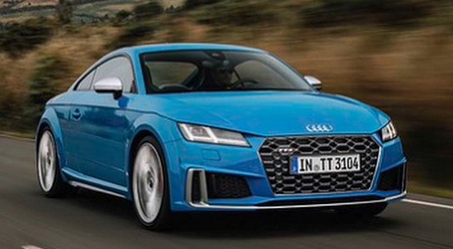 2019 audi tt facelift leaked tts loses 4 hp tt rs looks like rs5 autoevolution. Black Bedroom Furniture Sets. Home Design Ideas