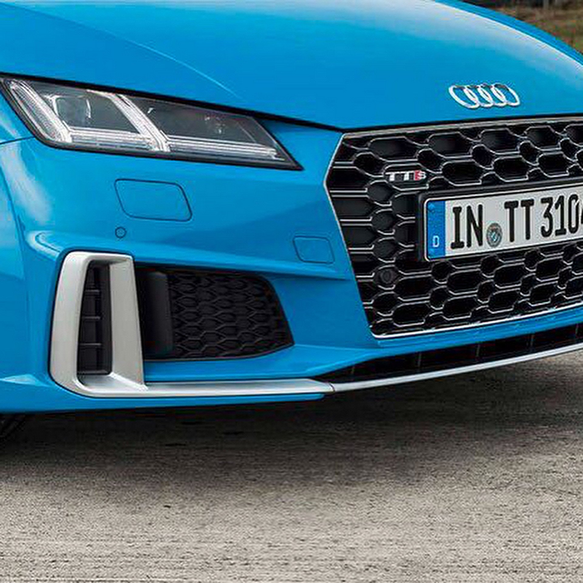 2019 Audi TT Facelift Leaked: TTS Loses 4 HP, TT RS Looks
