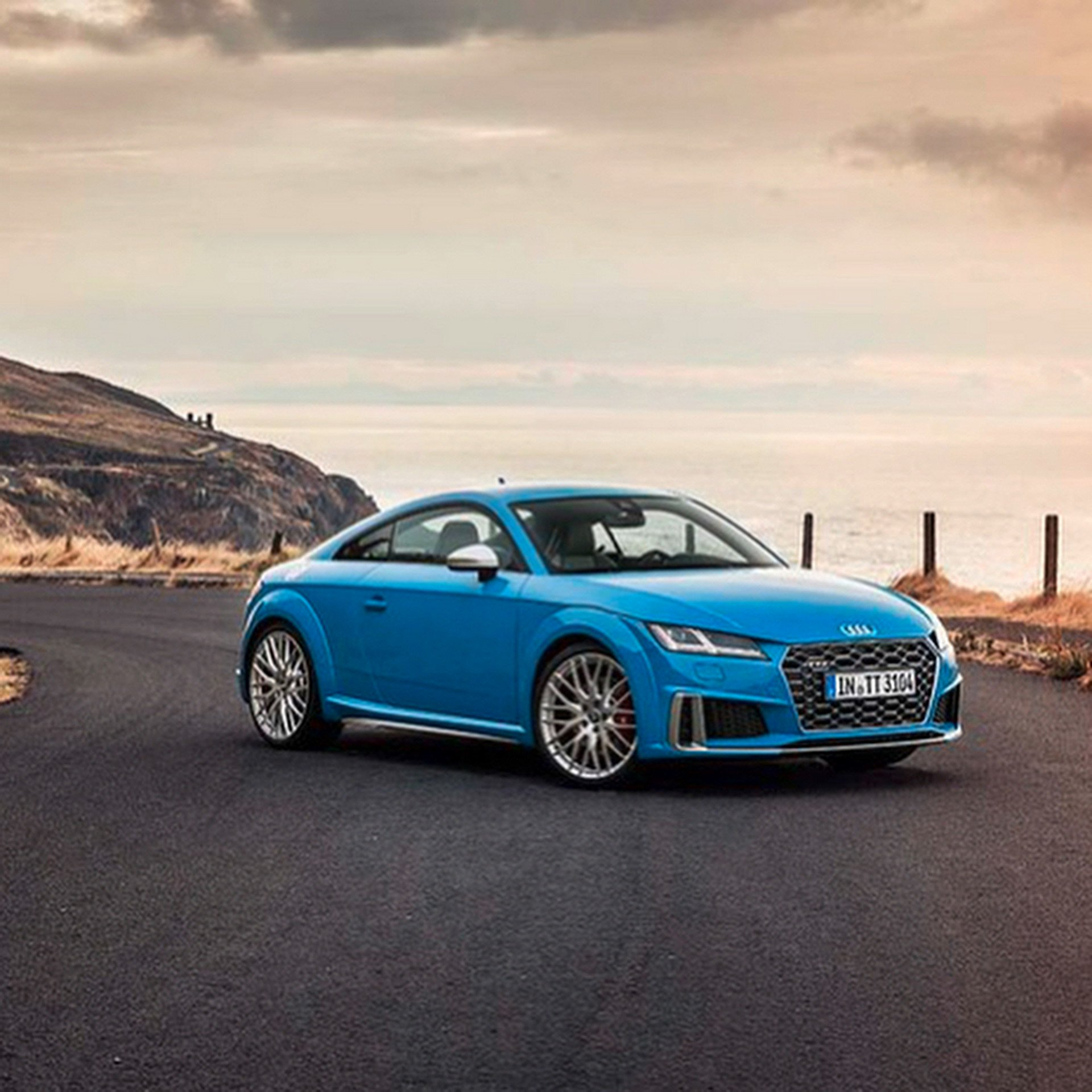 2019 Audi TT Facelift Leaked: TTS Loses 4 HP, TT RS Looks