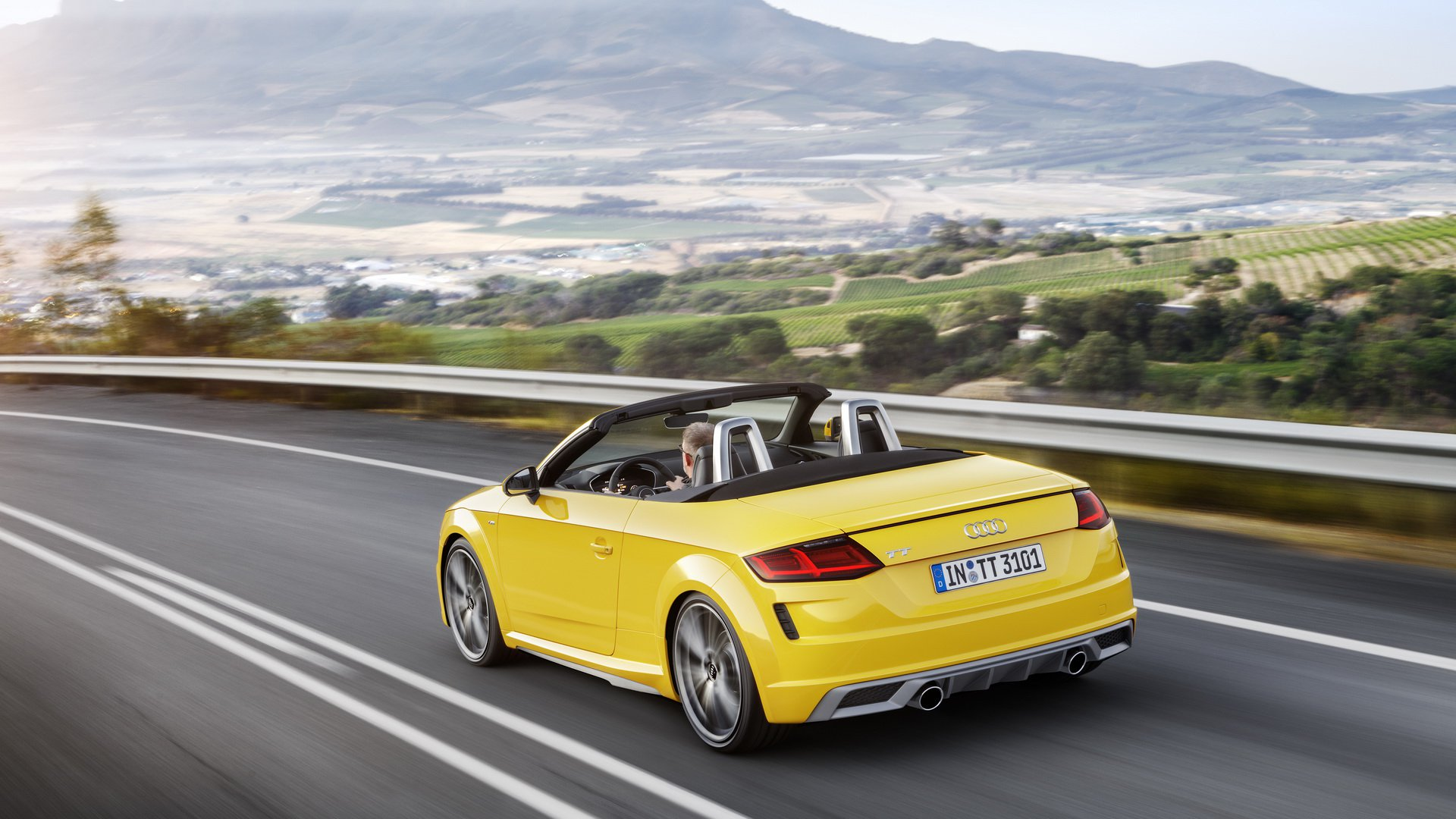 2019 Audi TT Officially Revealed With 2.0 TFSI Making 197 ...