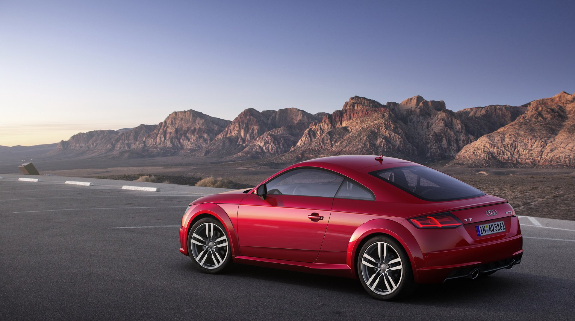 2019 audi tt officially revealed with 20 tfsi making 197