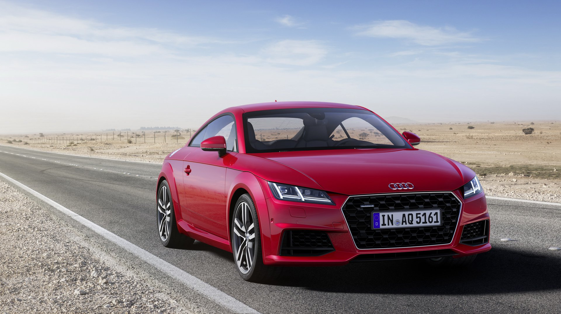 2019 audi tt officially revealed with 2 0 tfsi making 197 or 245 hp autoevolution. Black Bedroom Furniture Sets. Home Design Ideas