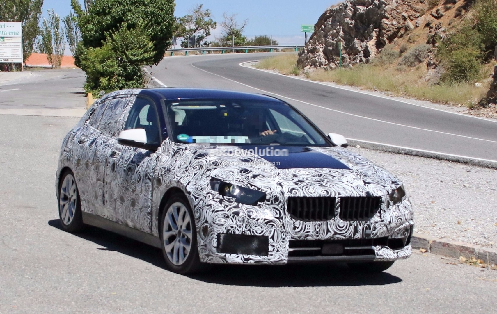 2019 Bmw 1 Series Spied At Nurburgring Gets Closer To Production