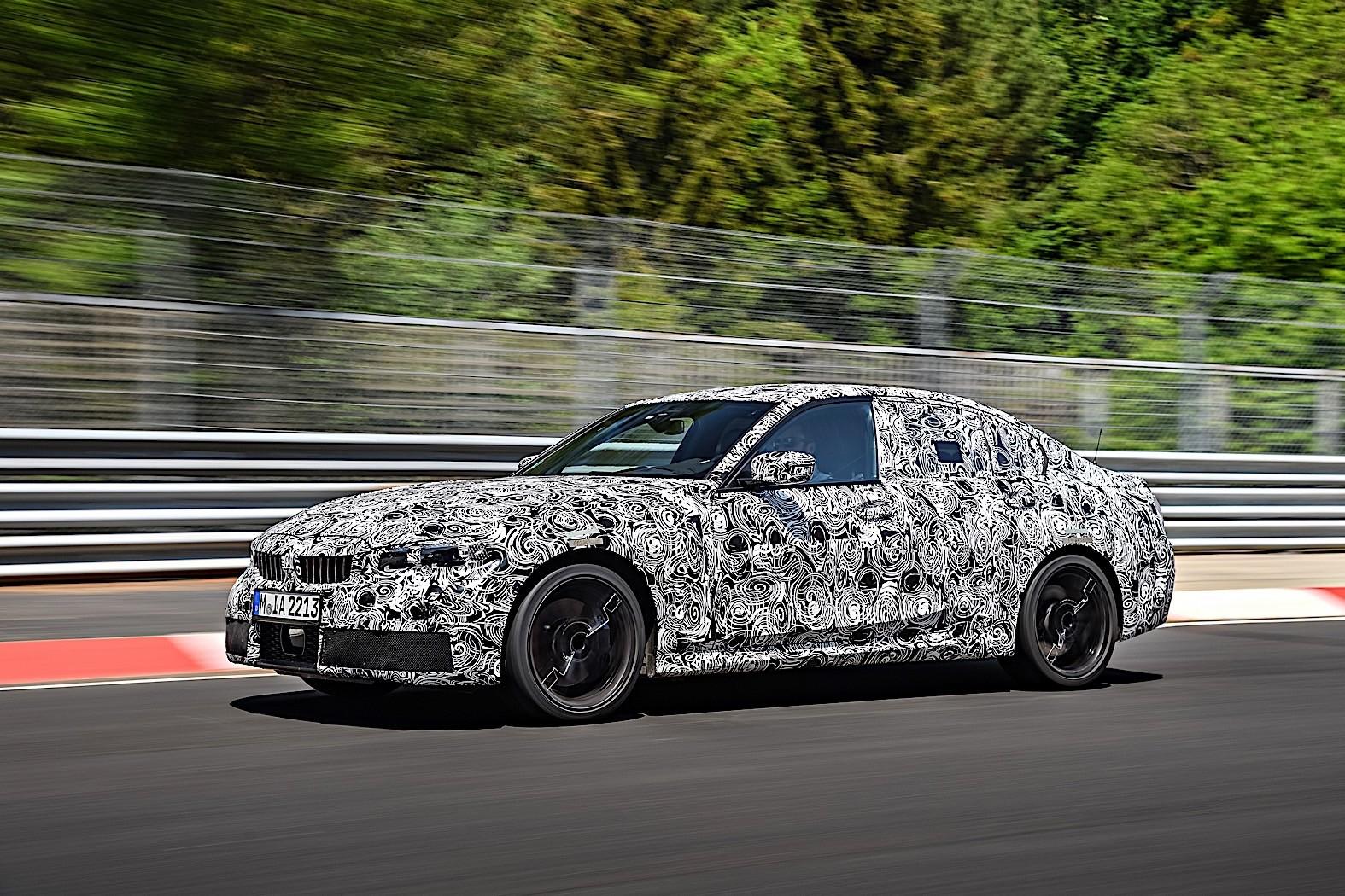 2019 BMW 3 Series Gets Most Powerful 4 Cylinder Engine