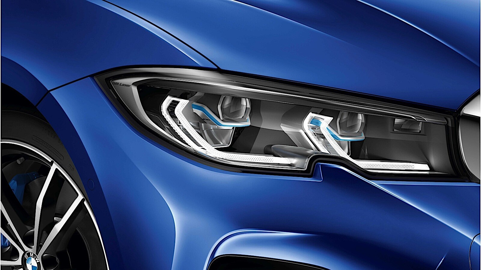 2019 BMW 3 Series Photos Leaked, M340i M Performance Shows ...