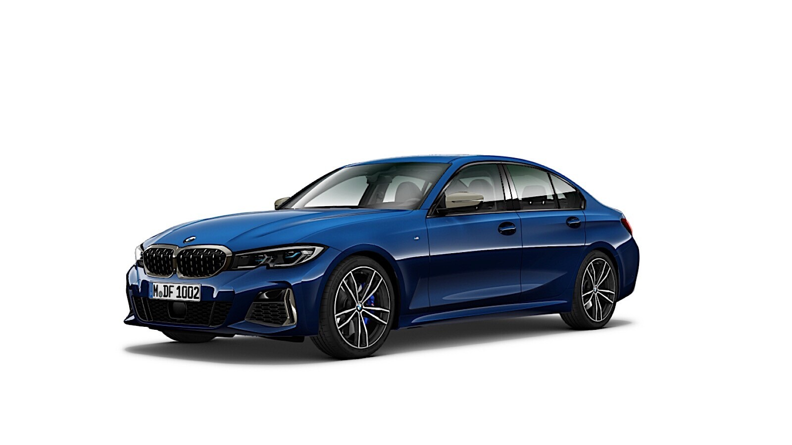 2019 Bmw 3 Series Photos Leaked M340i M Performance Shows