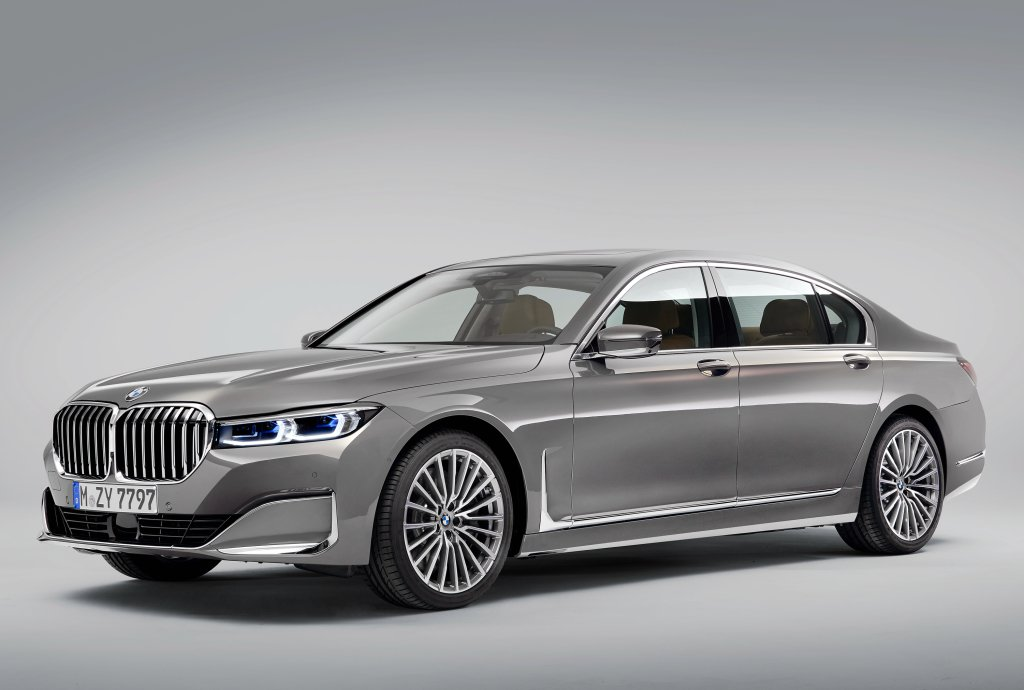 2020 Bmw 7 Series Leaked Again This Time It S The 760li