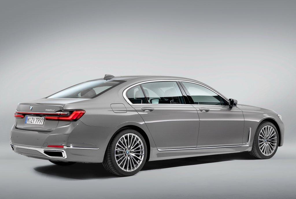Bmw 760li For Sale >> 2020 BMW 7 Series Leaked Again, This Time It's the 760Li xDrive - autoevolution