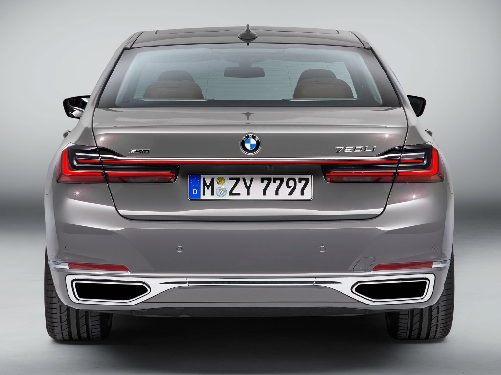 2020 bmw 7 series leaked again this time it s the 760li. Black Bedroom Furniture Sets. Home Design Ideas