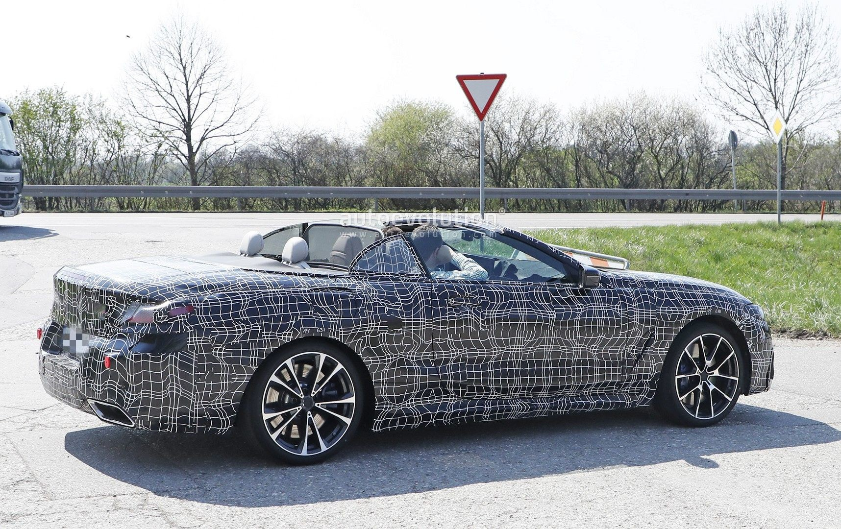 Taking On The Appearance Of A Larger More Modern And Luxurious 6 Series New Cabriolet Fills Niche That Already Exists In BMW Lineup