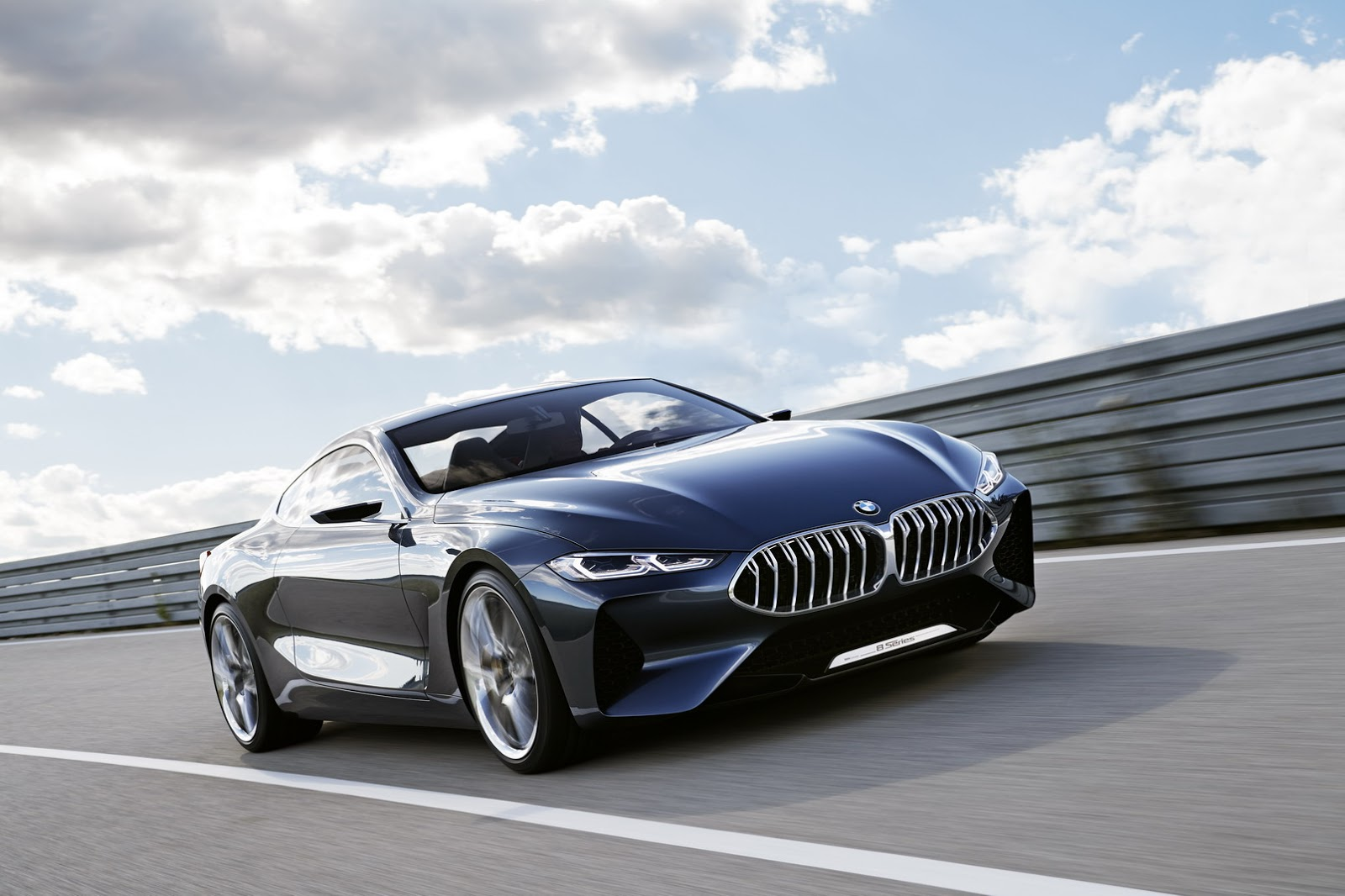 2019 BMW 8 Series Convertible G14 Rendered Looks Amazing