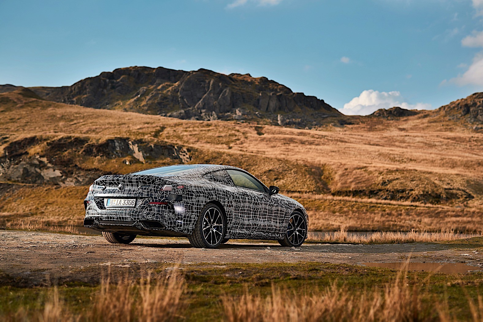 Update 2019 Bmw 8 Series Coupe Leaked In M850i Xdrive
