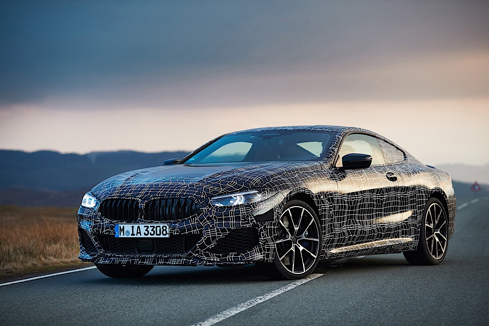 UPDATE: 2019 BMW 8 Series Coupe Leaked in M850i xDrive ...