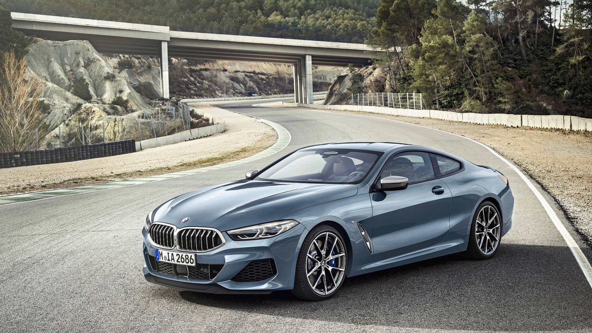 2019 Bmw 8 Series Goes Official M850i Xdrive Previews All New M8 Autoevolution