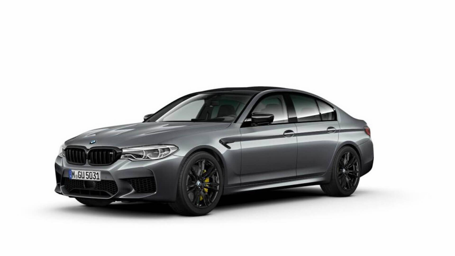 2019 Bmw M5 Competition Leaked Its More Driver Centric