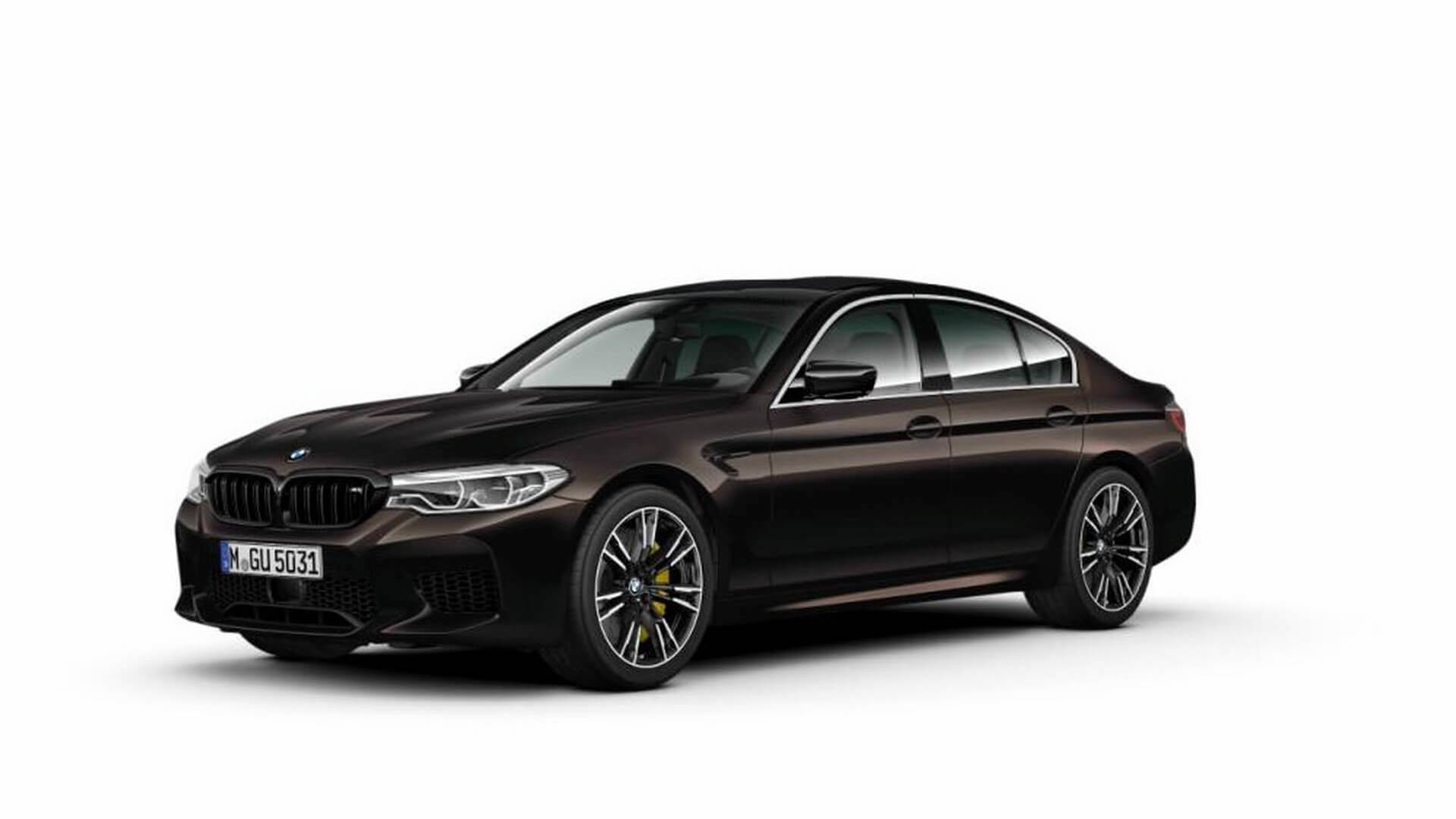 2019 BMW M5 Competition Leaked, Its More Driver-centric ...