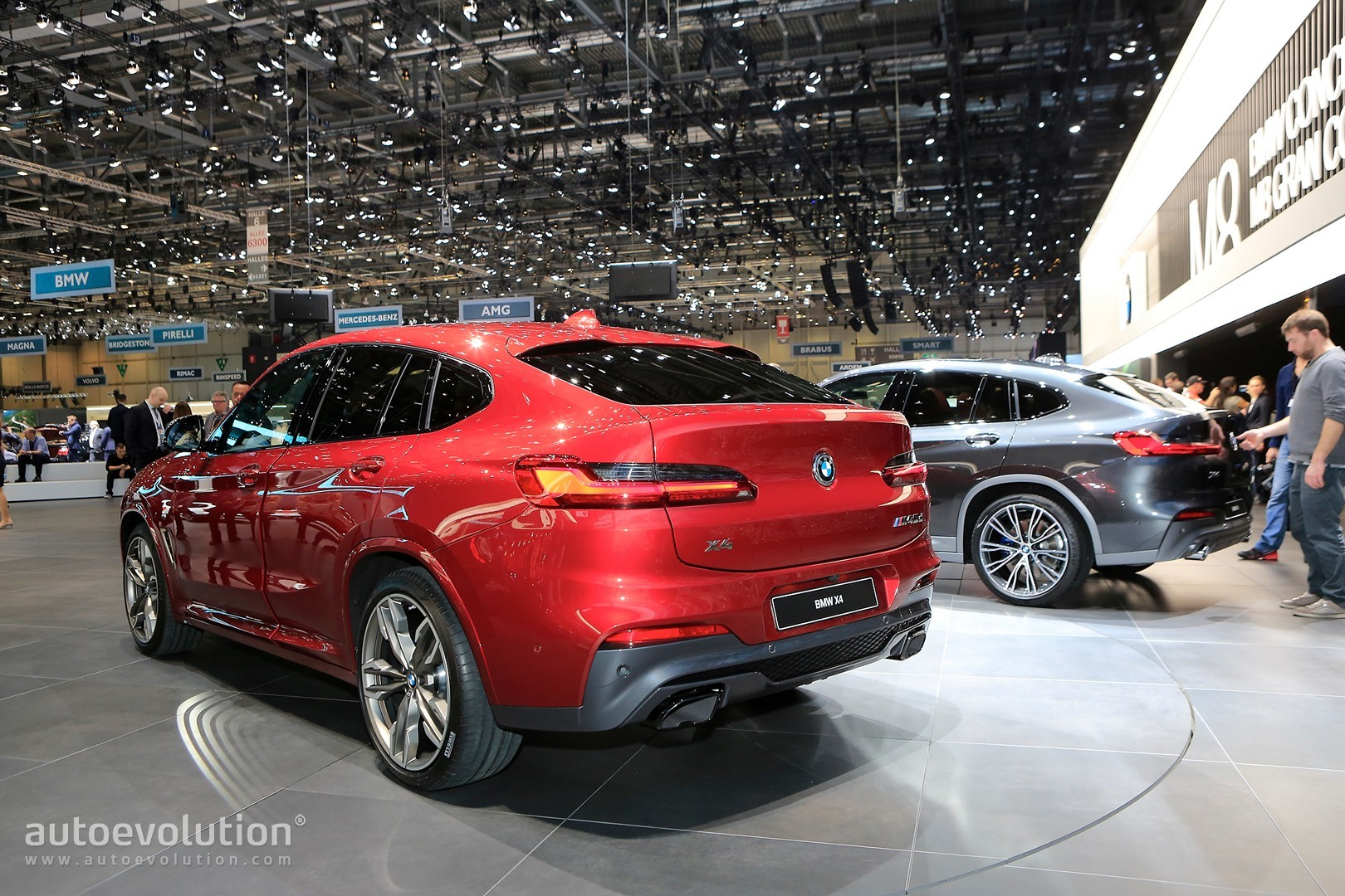2019 Bmw X4 Uk Review Says It Drives Better Than Glc Coupe