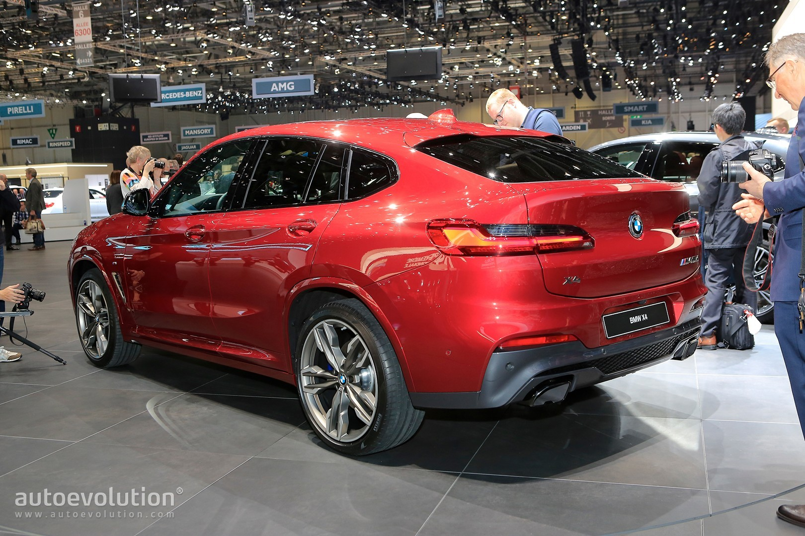 2019 BMW X4 Looks All New In Geneva But Is It Hot Than The