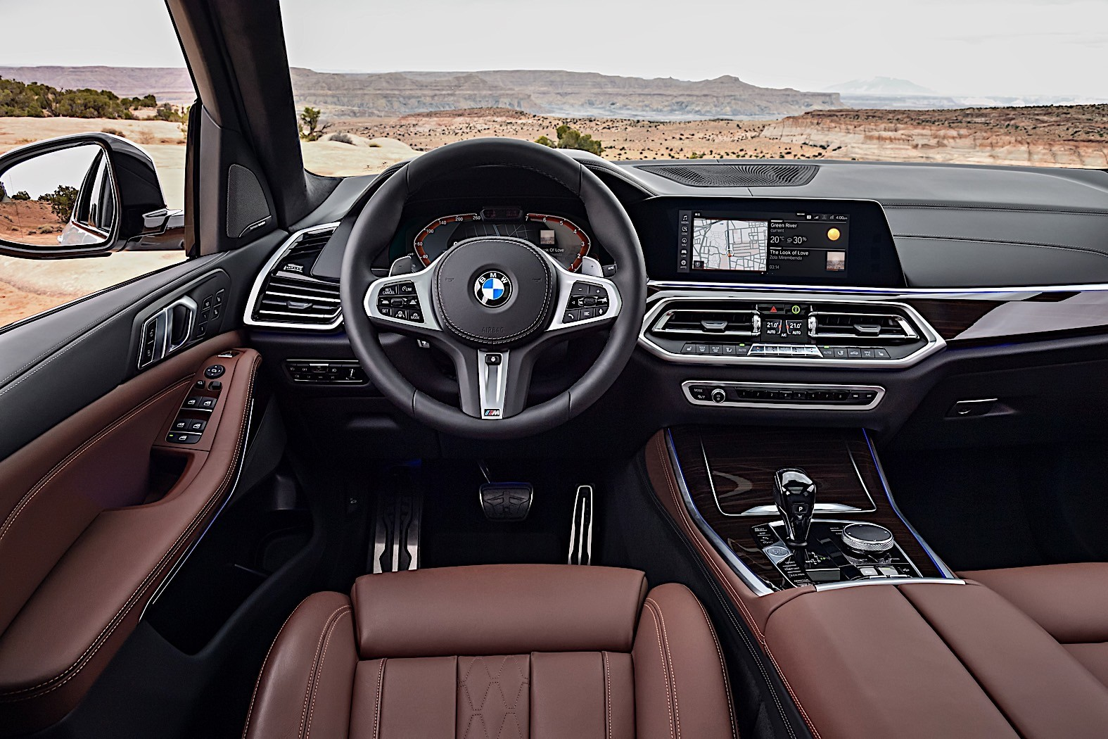 2019 Bmw X5 Breaks Cover As Bigger Meaner Suv Autoevolution