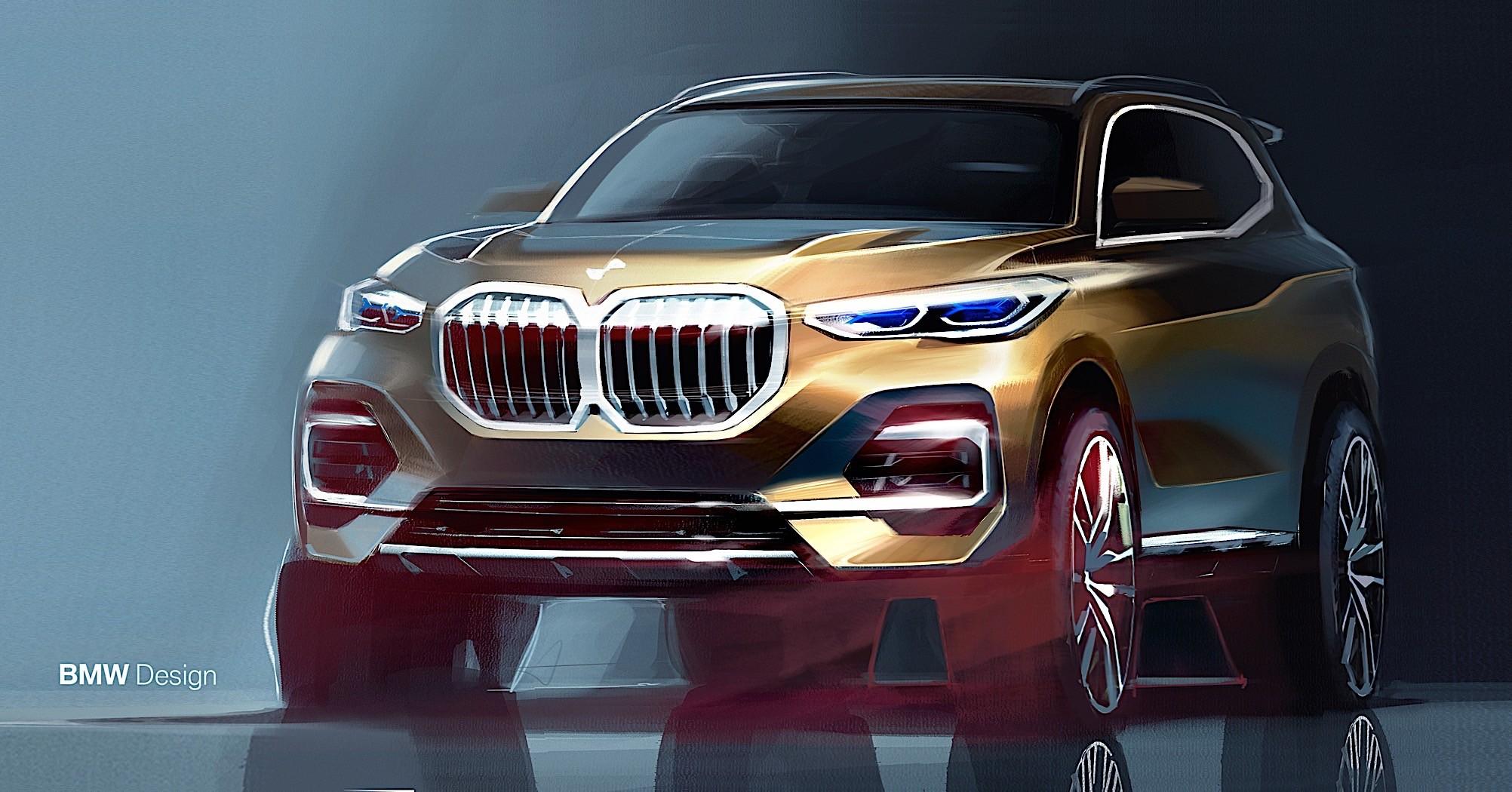 Bmw X5 M50d >> 2019 BMW X5 Configurator Goes Live - autoevolution