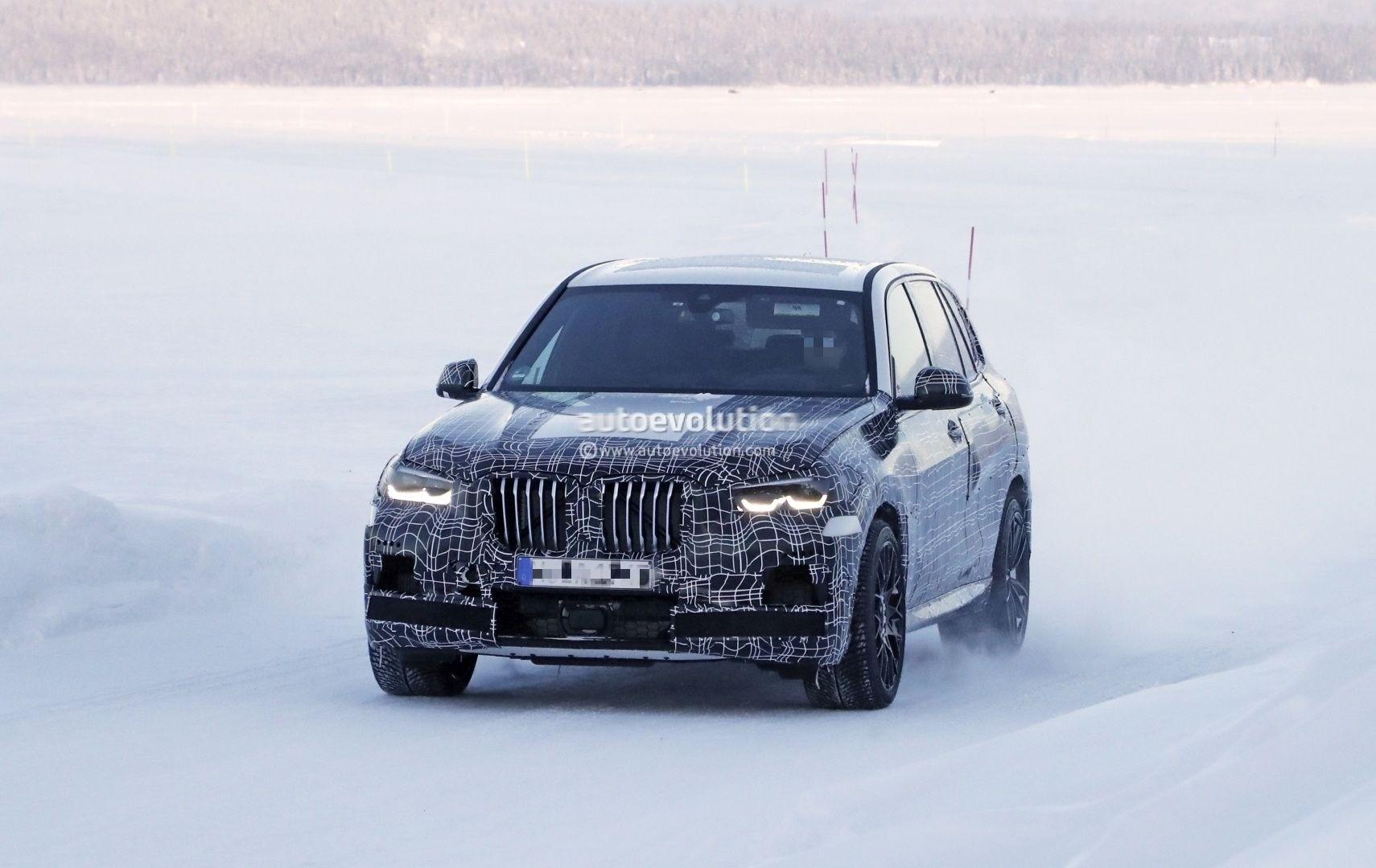 Spyshots: 2019 BMW X5 M ...