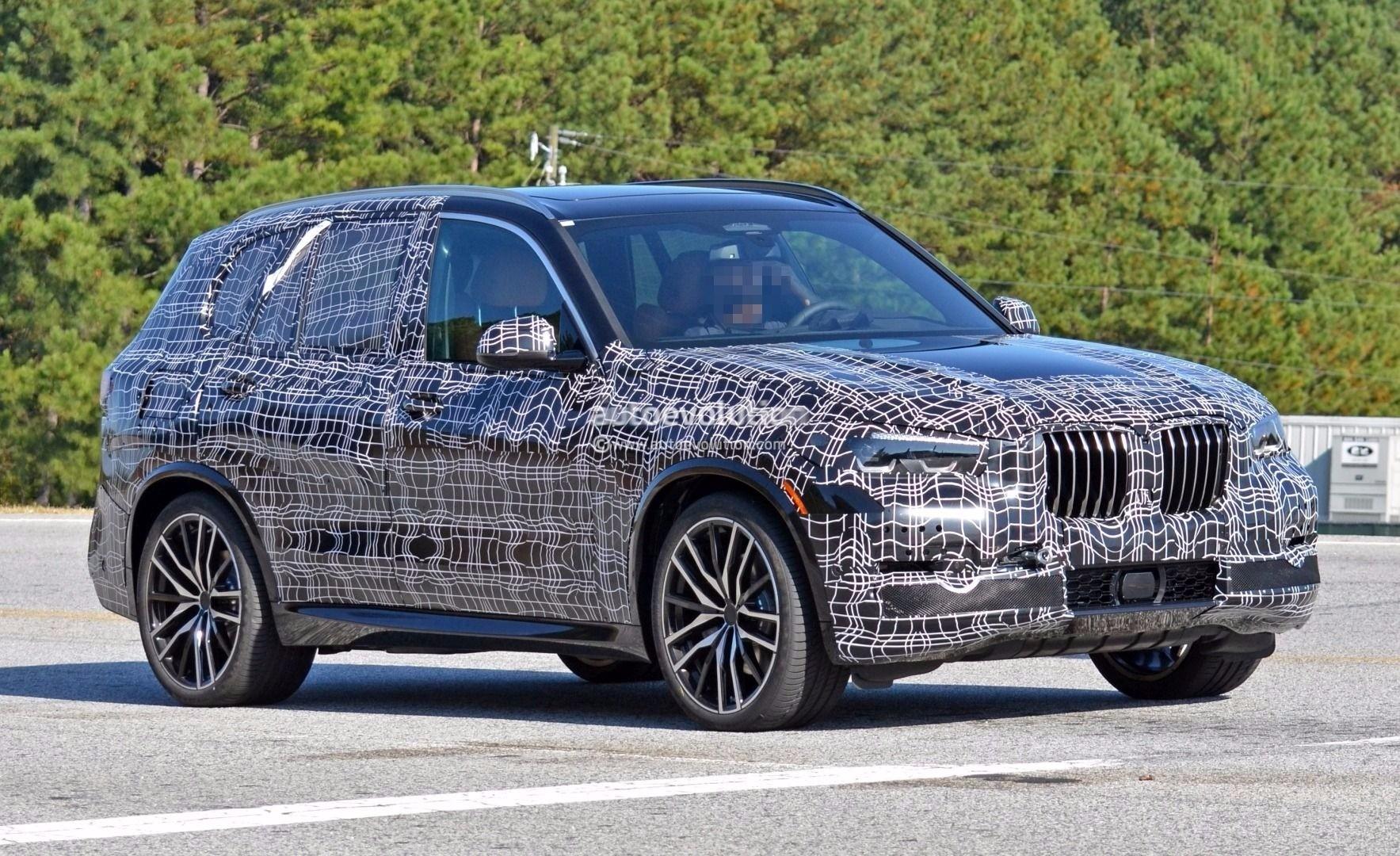 ... 2019 BMW X5 M And 2019 BMW X5 Spied ...