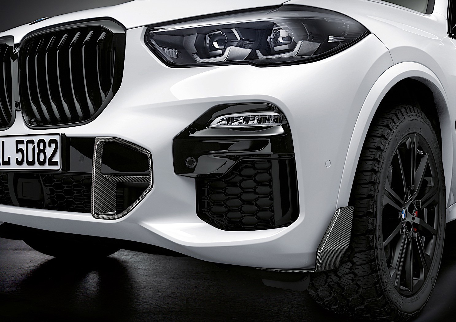 2019 BMW X5 M Performance Parts Are All About Driving ...