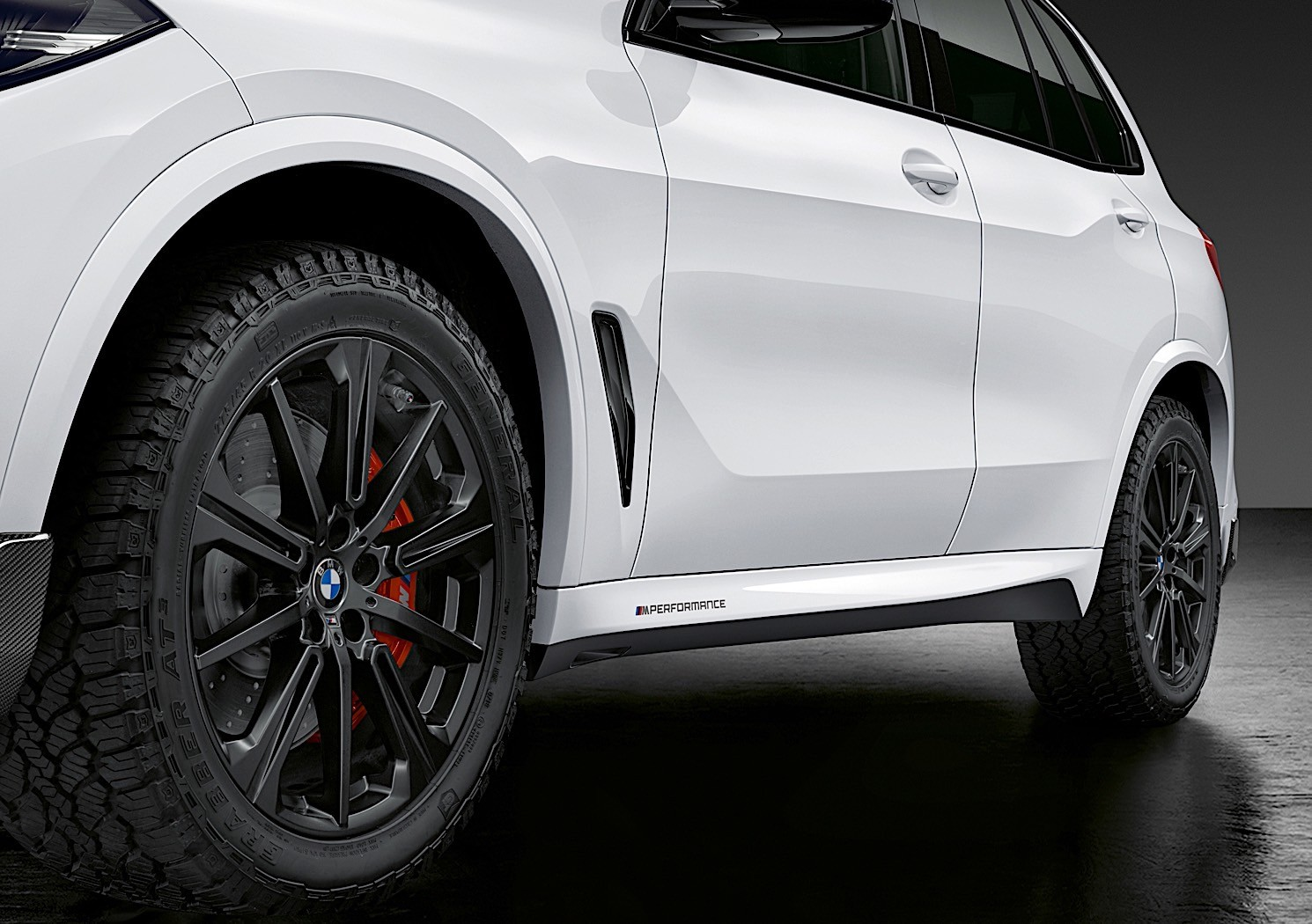 2019 Bmw X5 M Performance Parts Are All About Driving