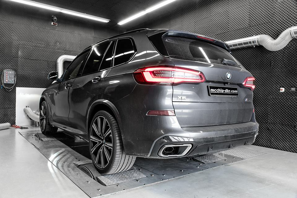 2019 BMW X5 M50d Chip Tuning Takes Quad-Turbo to 515 HP - autoevolution