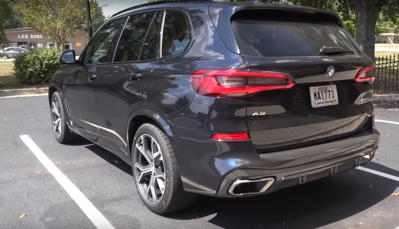2019 BMW X5 M50d Is a 400 HP Diesel Powerhouse - autoevolution