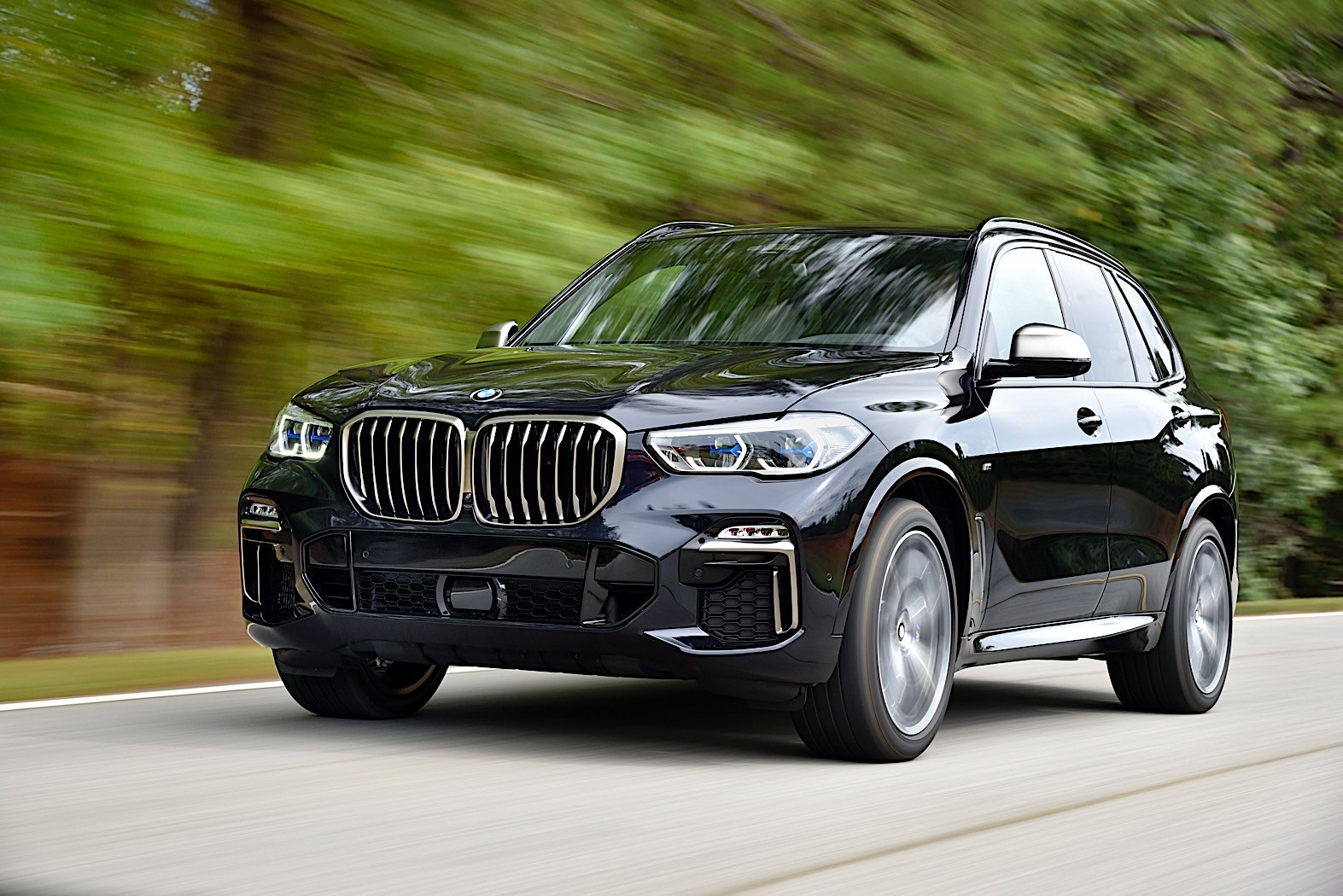 2019 Bmw X5 Shown On Location Once More Autoevolution