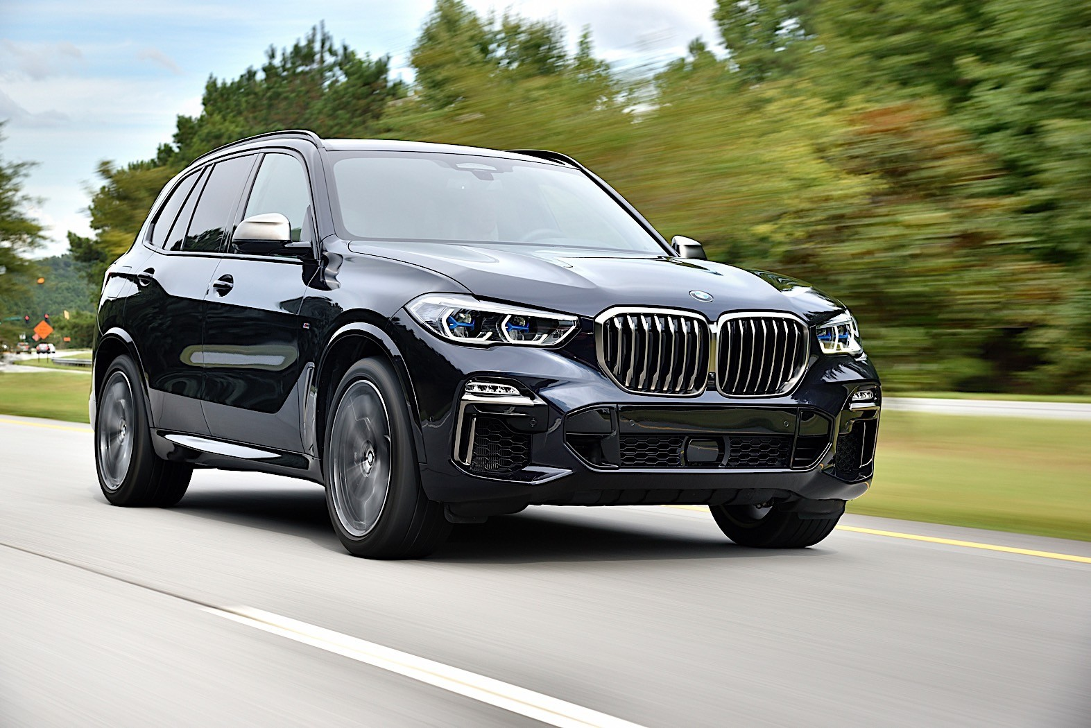 2019 BMW X5 Shown on Location Once More - autoevolution