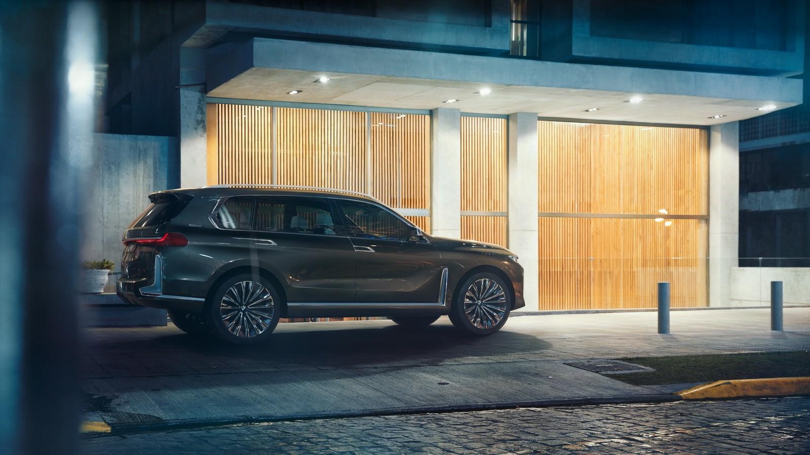 2019 Bmw X7 Sav Edges Closer To Production Concept Looks Opulent Autoevolution